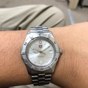 Tag Heuer Professional Wk-1112-0